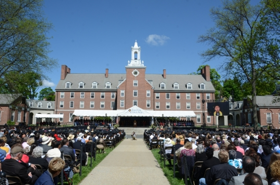 2014 Smith College Commencement