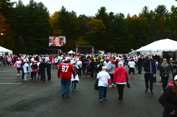 2015 Rays of Hope Run / Walk Toward the Cure of Breast Cancer
