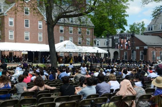2015 Smith College Commencement