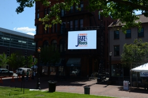 2015 Springfield Jazz and Roots Festival