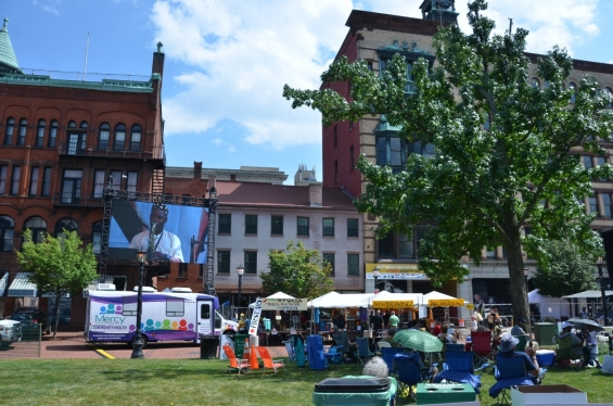 2016 Springfield Jazz and Roots Festival