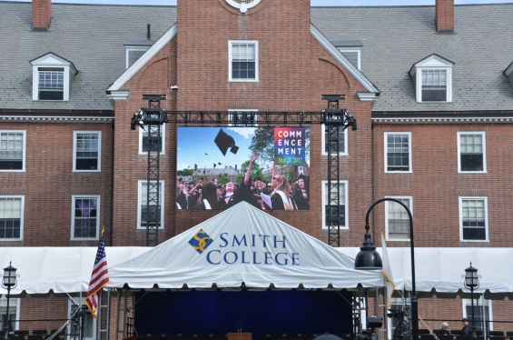 2017 Smith College Commencement