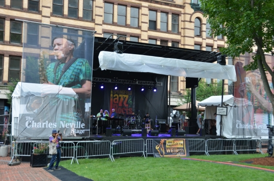 2018 Springfield Jazz and Roots Festival