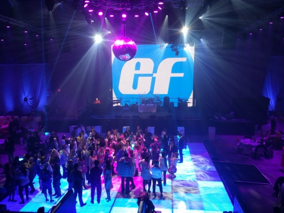 EF Education First 50th Anniversary Party