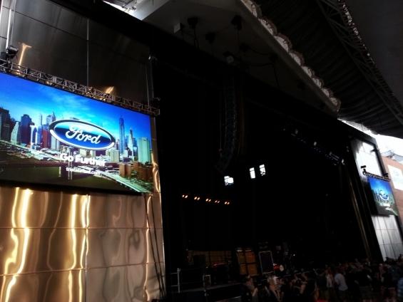 Ford Amphitheater at Coney Island Boardwalk - 2016 Season